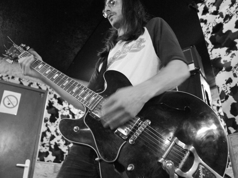 Guitare Marshall