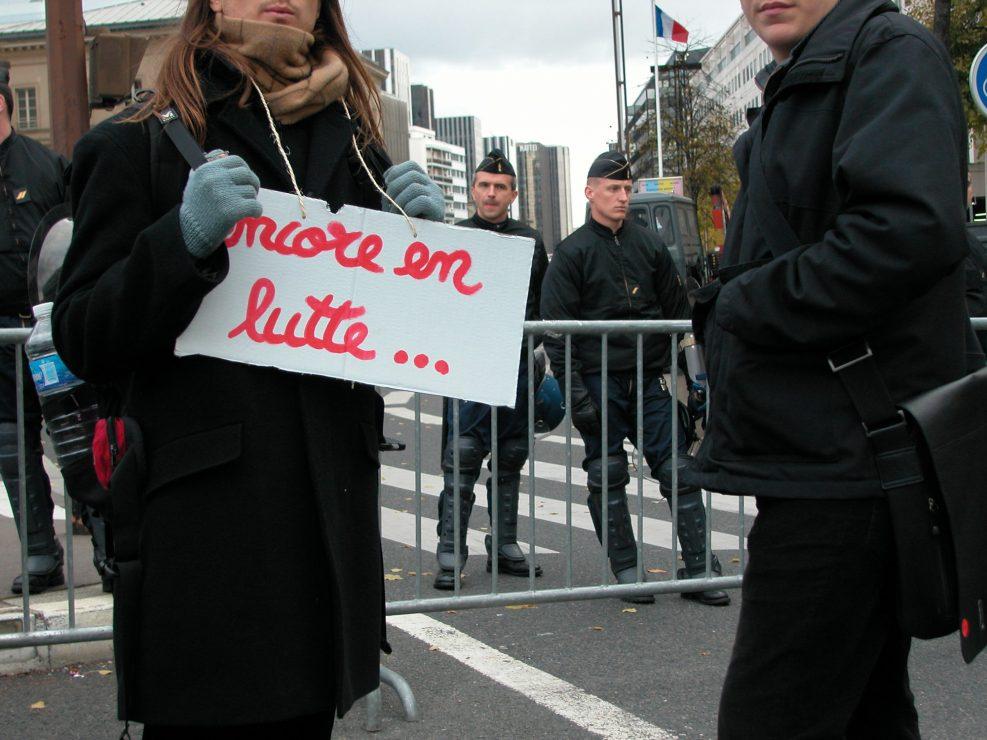 Paris, 30 octobre 2003